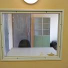 Рентгенкабинет отделанный баритовой штукатуркой ШТ-Барит