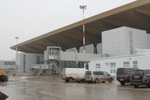 Здание нового терминала Пулково 3
