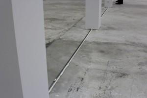 Перед укладкой наливного пола в «Пулково 3»