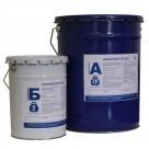 Эпоксидный антиэлектростатический наливной пол АЛЬФАПОЛ ЭП-2АС - двухкомпонентный цветной состав для устройства токоотводящих защитных покрытий
