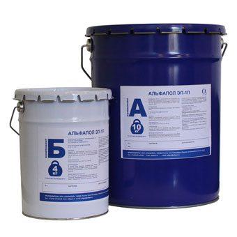 Эпоксидная пропитка для обеспыливания и поверхностного укрепления минеральных оснований.