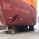 Морские полы для объектов морской индустрии и судостроения, где предусмотрено применение высокопрочных наливных и бетонных цементных первичных покрытий