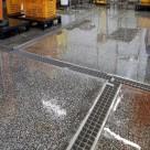 АЛЬФАПОЛ ВБ мозаичный: промышленный бетонный пол