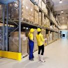 Полимерные наливные полы для складских помещений