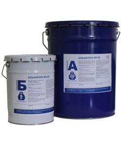 АЛЬФАПОЛ ЭП-2Х: эпоксидная композиция для химстойкого наливного пола
