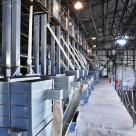 Износостойкий промышленный наливной пол для складов АЛЬФАПОЛ ВК безыскровый