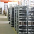 Промышленный наливной пол АЛЬФАПОЛ ТК для склада