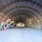 Промышленные полы АЛЬФАПОЛ МБ для зернохранилищ