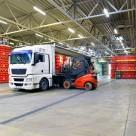 Промышленные полы для складских помещений АЛЬФАПОЛ ВБ