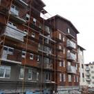 Штукатурка шуба - строительство в п. Щеглово