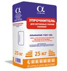 Упрочнитель для бетонного пола АЛЬФАПОЛ ТОП100 в упаковке, 25 кг
