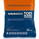 Топпинг АЛЬФАПОЛ ТОП ИСКРОБЕЗОПАСНЫЙ в упаковке 25 кг - упрочнитель для бетонного пола